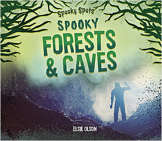 Cover: Spooky Forests & Caves