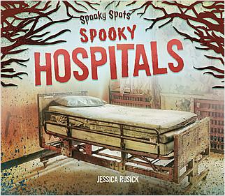 Cover: Spooky Hospitals