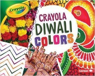 Cover: Crayola ® Diwali Colors