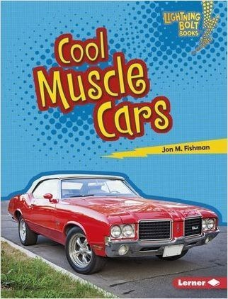 Cover: Cool Muscle Cars