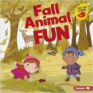 Cover: Fall Animal Fun