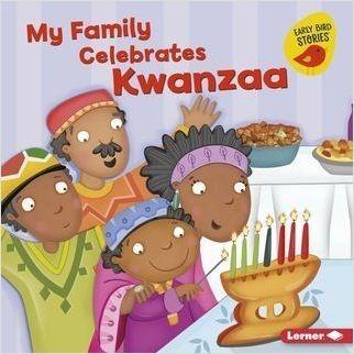 Cover: My Family Celebrates Kwanzaa
