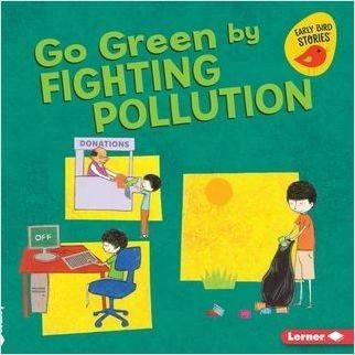 Cover: Go Green by Fighting Pollution