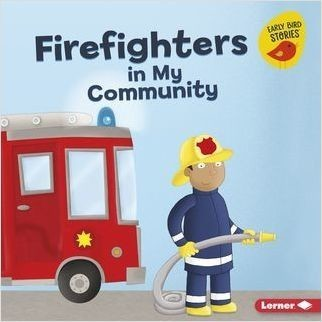 Cover: Firefighters in My Community