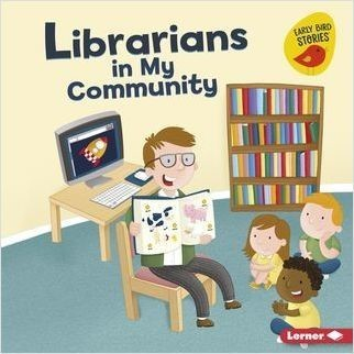 Cover: Librarians in My Community