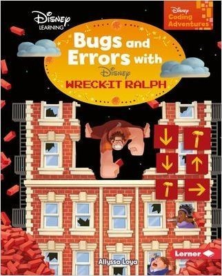 Cover: Bugs and Errors with Wreck-It Ralph