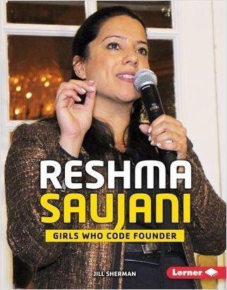 Cover: Reshma Saujani