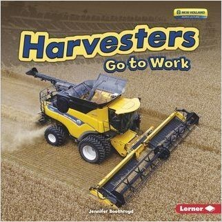 Cover: Harvesters Go to Work