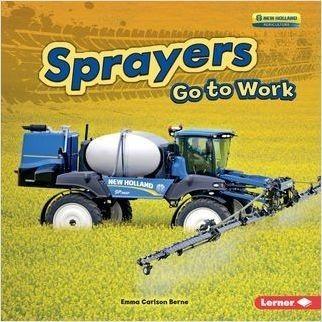 Cover: Sprayers Go to Work
