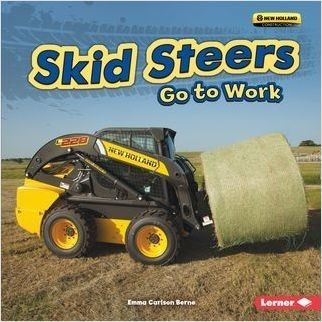 Cover: Skid Steers Go to Work