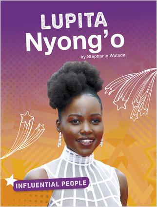 Cover: Lupita Nyong'o