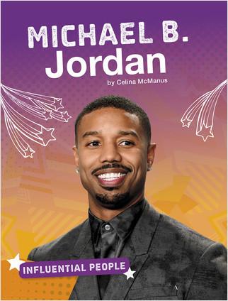 Cover: Michael B. Jordan