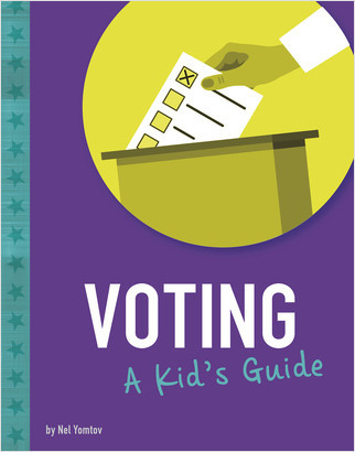 Cover: Voting: A Kid's Guide