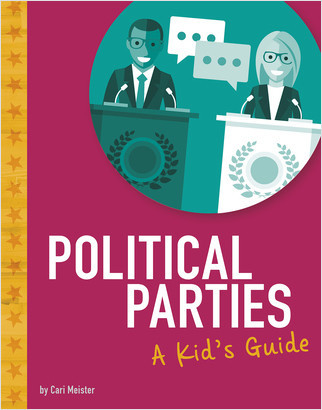 Cover: Political Parties: A Kid's Guide