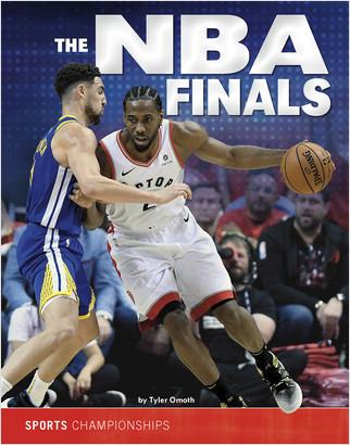 Cover: The NBA Finals
