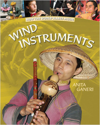 Cover: Wind Instruments