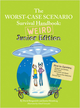 Cover: Weird Junior Edition