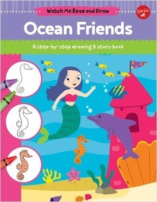 Cover: Ocean Friends