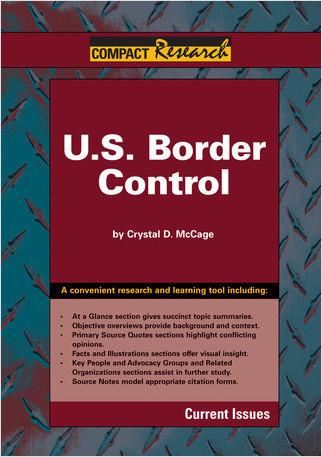 Cover: U.S. Border Control