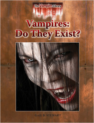 Cover: Vampires: Do They Exist?