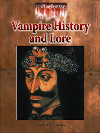 Cover: Vampire History and Lore