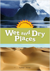 Cover: Wet and Dry Places