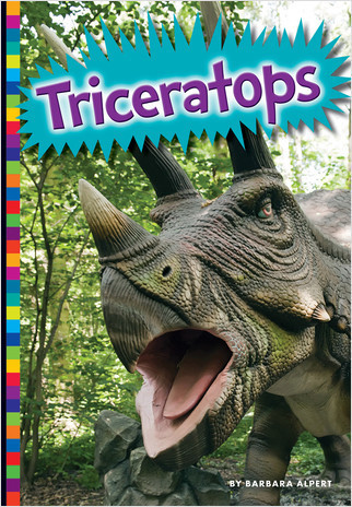 Cover: Triceratops
