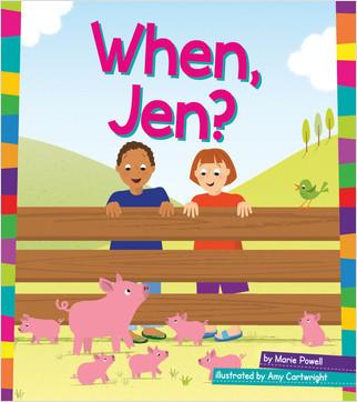 Cover: When, Jen?