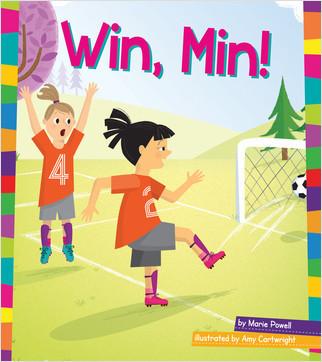 Cover: Win, Min!
