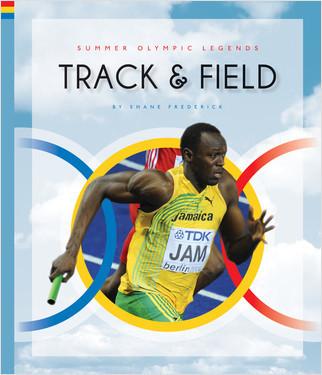 Cover: Track & Field