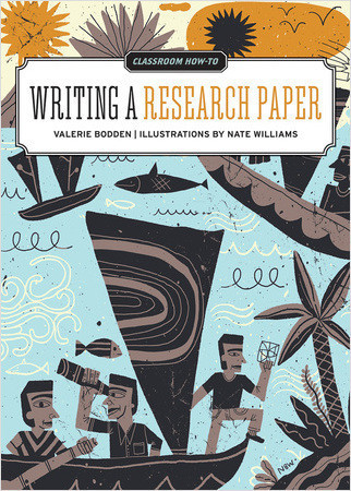 Cover: Writing a Research Paper