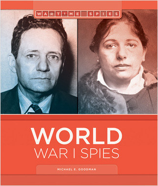 Cover: World War I Spies