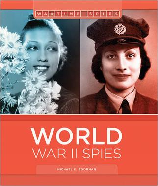 Cover: World War II Spies