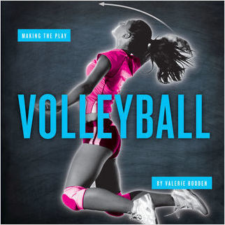 Cover: Volleyball