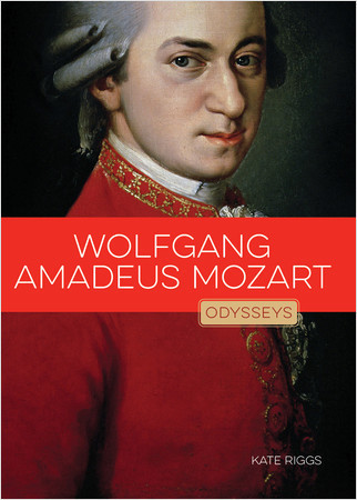 Cover: Wolfgang Amadeus Mozart