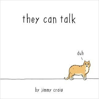 Cover: They Can Talk