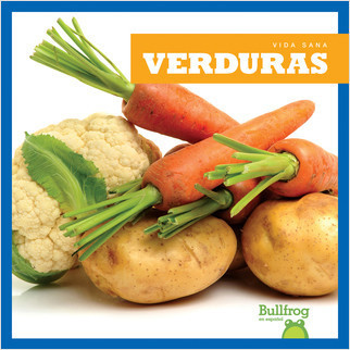 Cover: Verduras (Vegetables)