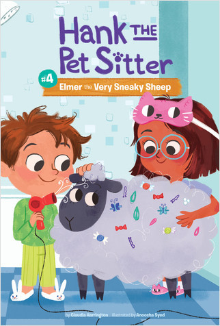 Cover: Book 4: Elmer the Very Sneaky Sheep