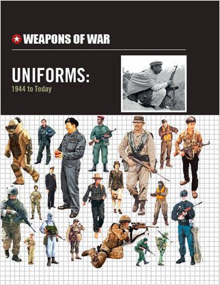 Cover: Uniforms: 1944 to Today