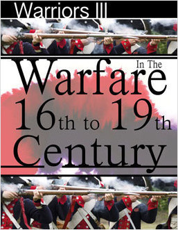 Cover: Warfare in the 16th to 19th Centuries