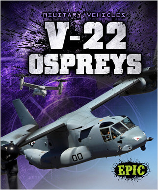 Cover: V-22 Ospreys