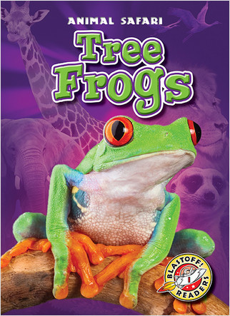 Cover: Tree Frogs