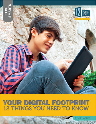 Cover: Your Digital Footprint: 12 Things You Need to Know