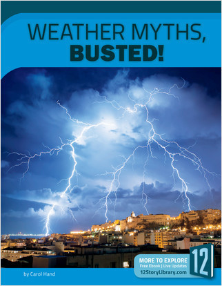 Cover: Weather Myths, Busted!
