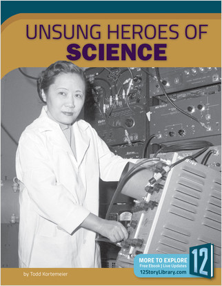Cover: Unsung Heroes of Science