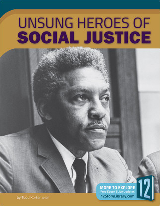 Cover: Unsung Heroes of Social Justice