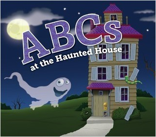 Cover: ABCs at the Haunted House