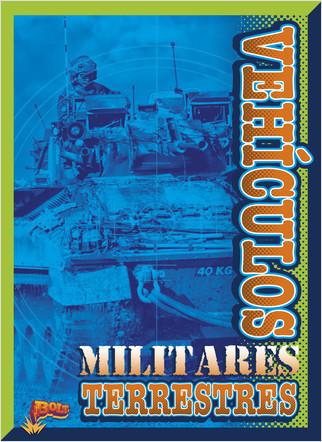 Cover: Vehículos militares terrestres