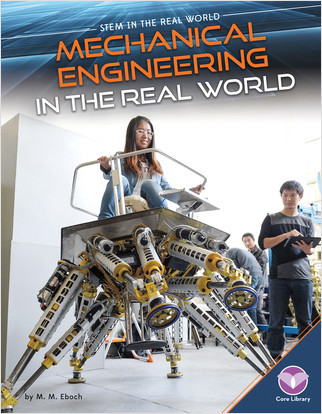 Cover: Mechanical Engineering in the Real World