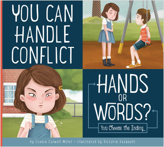 Cover: You Can Handle Conflict: Hands or Words?